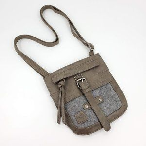 Sherpani   Piper Mini Cross Body Wool Bag